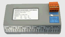 GAS DETECTOR CONTROL PANEL, MONITORING, ALARM, REPEATER