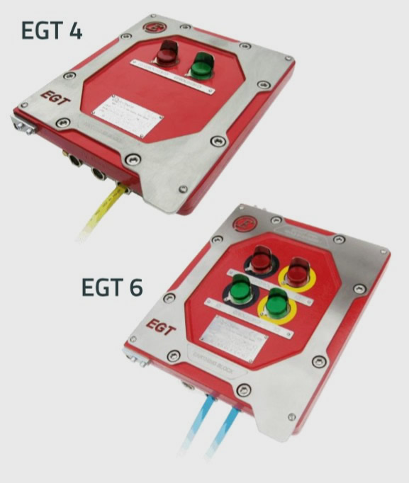 Electrostatic Grounding Unit EGT