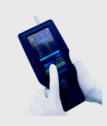 HANDHELD PARTICLE COUNTERS: MODELS 3888 & 3889