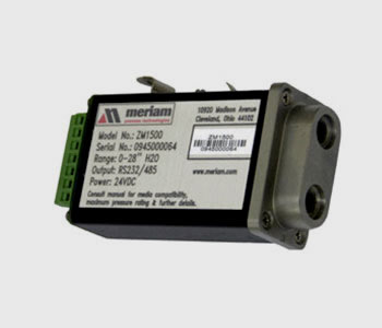Analog or Digital Pressure Transmitters Model M1500